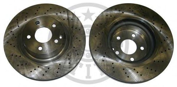 Тормозной диск OPTIMAL BS7350