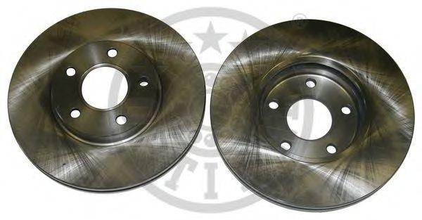 Тормозной диск OPTIMAL BS7668