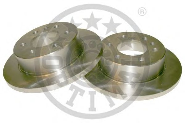 Фото - Тормозной диск (задний мост) OPTIMAL - BS7846
