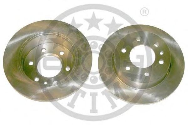 Тормозной диск OPTIMAL BS7846
