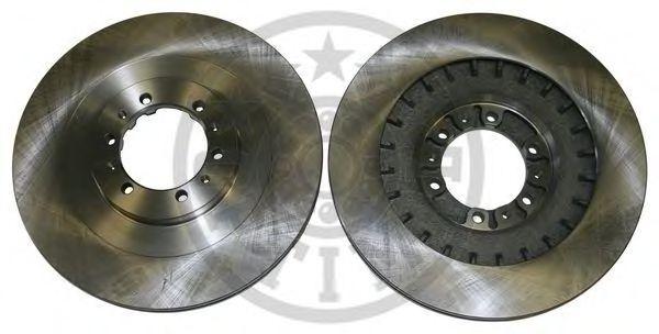 Тормозной диск OPTIMAL BS7878