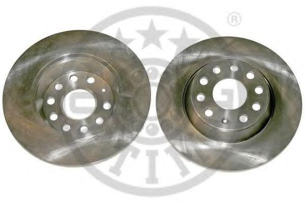 Тормозной диск OPTIMAL BS8038