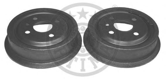 Тормозной барабан Lanos 1,4-1,6 97-(без ступицы)  арт. BT0130