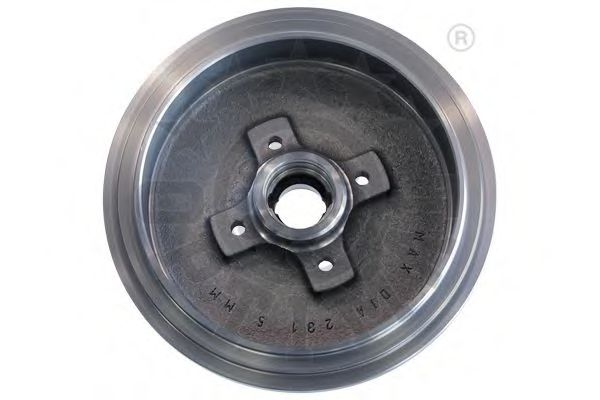Тормозной барабан OPTIMAL BT1450