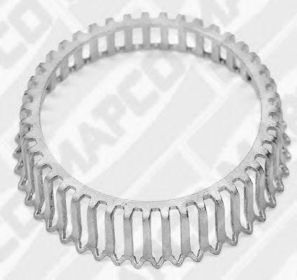 Датчик АБС Зубчатый диск импульсного датчика, противобл. устр. MAPCO арт. 267527