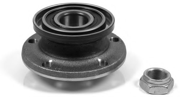 Комплект подшипника ступицы колеса  арт. ALWB11601