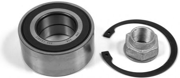 Підшипник кульковий (діам.>30 мм) зі змазкою в комплекті  арт. FIWB11533