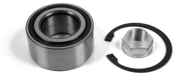 Підшипник кульковий (діам.>30 мм) зі змазкою в комплекті  арт. HOWB11740
