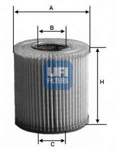 Масляный фильтр  арт. 2505800