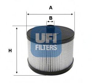 Топливный фильтр  арт. 2602200