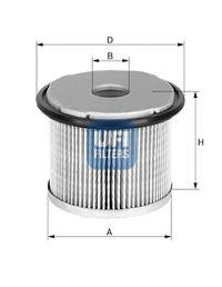 Топливный фильтр  арт. 2667600