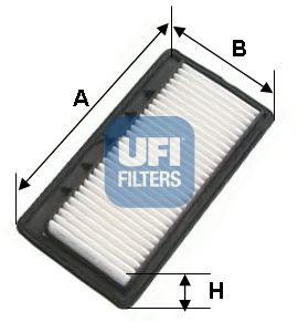 Воздушный фильтр  арт. 3012600