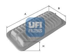 Воздушный фильтр  арт. 3017600