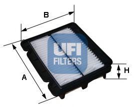 Воздушный фильтр  арт. 3027900