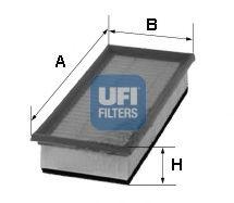 Воздушный фильтр  арт. 3030100