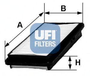 Воздушный фильтр  арт. 3034700