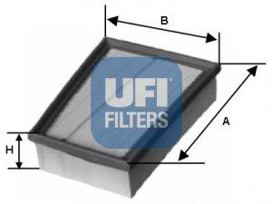 Воздушный фильтр  арт. 3039000