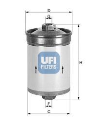 Топливный фильтр  арт. 3150600