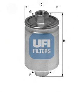 Топливный фильтр  арт. 3156400