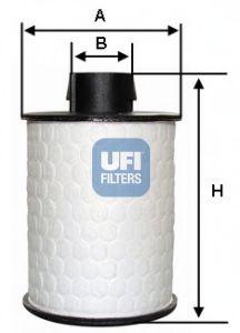 Фильтр топливный  арт. 60H2O00