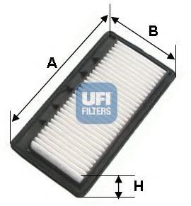 Воздушный фильтр  арт. 3053800