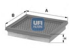 Воздушный фильтр  арт. 3054400