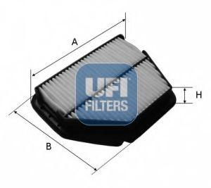 Воздушный фильтр  арт. 3055200