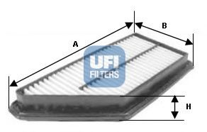 Воздушный фильтр  арт. 3057400