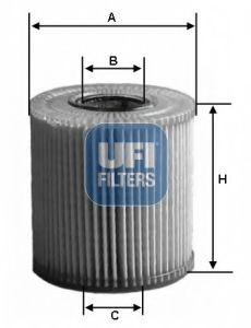 Масляный фильтр  арт. 2517100