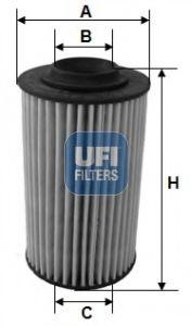 Масляный фильтр  арт. 2516300