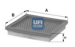 Воздушный фильтр  арт. 3059200