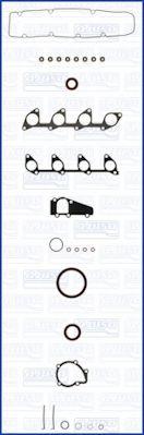 Комплект прокладок з різних матеріалів  арт. 51017700