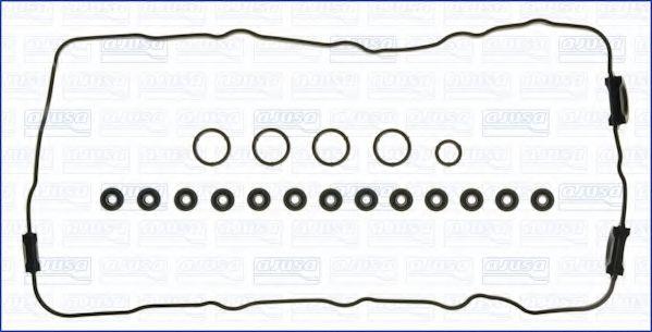 Комплект прокладок з різних матеріалів  арт. 56018300