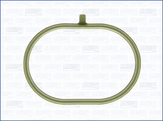 Прокладка колектора двигуна гумова  арт. 13215400
