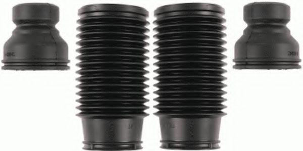 К-т пильники/відбійники передніх амортизаторів Hyndai Accent 1.3-1.6 01.00- BOGE 891780