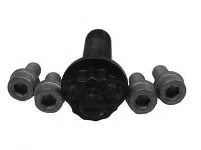 Шкив коленвала Комплект болтов, ременный шкив - коленчатый вал CORTECO арт. 80001266