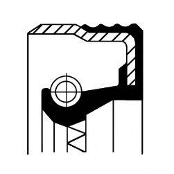 Сальник КПП Corteco  арт. 12017376B