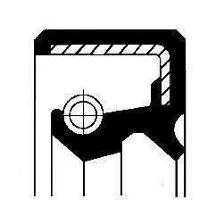 Сальник КПП Corteco  арт. 12011157B