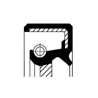 Сальник гідропідсилювача DB 124 CORTECO 01026490B