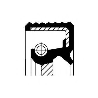 Сальник 49.6x90x8  арт. 01034130B