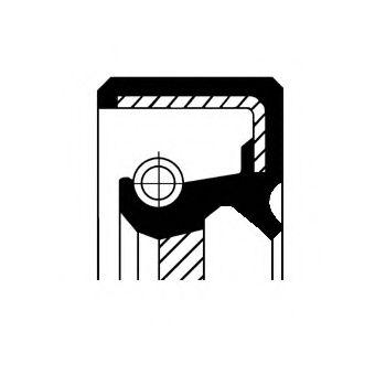 Сальник распредвала Corteco  арт. 20026123B