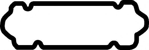 Прокладка крышки клапанной FIAT 141C2/146A2/156A2/156A3/156A4/16A3/176A6… (пр-во Corteco)             арт. 023817P
