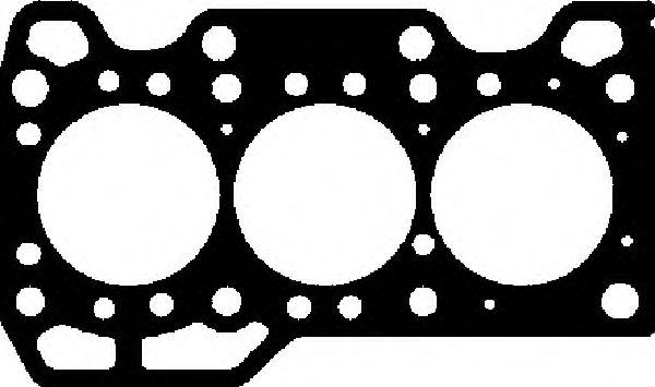 Прокладка головки блока DAEWOO Matiz 0.8 F8CV (пр-во Corteco)                                         арт. 414017P