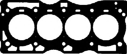 Прокладка головки блока NISSAN QR20DE/QR25DE (пр-во Corteco)                                         CORTECO арт. 414014P