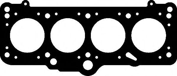 Прокладка головки блока VAG 3R 1.61MM FIBER (пр-во Corteco)                                          GOETZE арт. 411355P