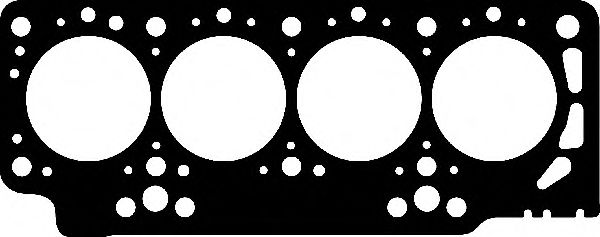 Прокладка головки блока RENAULT F8Q 1.85MM 3R FIBER (пр-во Corteco)                                   арт. 411374P