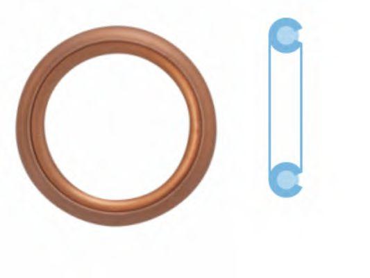 Пробка слива масла Прокладка RMFM 14.3X20X2 (пр-во Corteco) CORTECO арт. 402129H