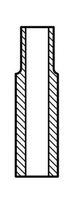 Направляюча клапана  арт. VAG92401