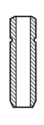 Направляющая клапана AE  арт. VAG92322