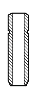Направляющая клапана MITSUBISHI (пр-во AE)                                                            арт. VAG92322